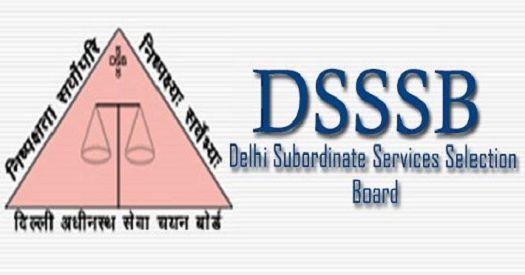 Delhi Subordinate Service Selection Board   TGT SST Female Result