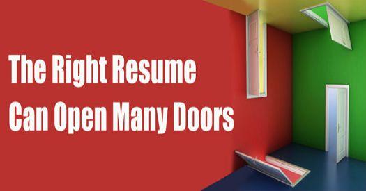 Make Right Resume