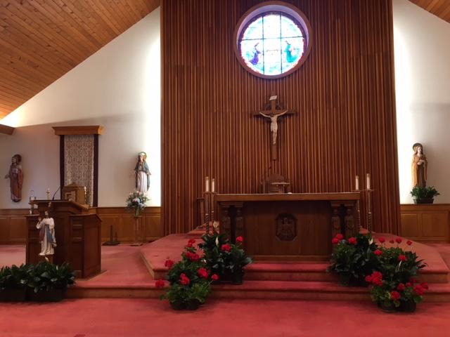 St Anthony altar