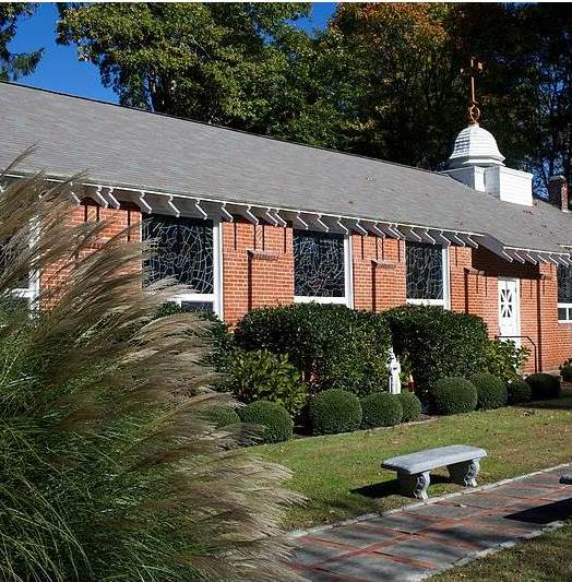St Rita church
