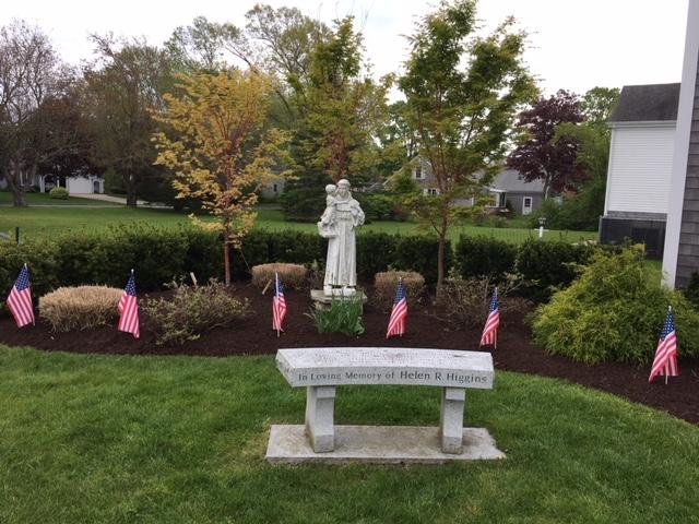 St. Anthony statue