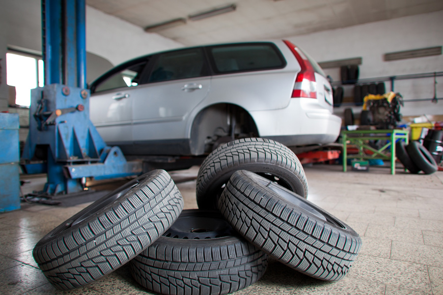 TPMS Will Tell you if your Tires are Under Pressure