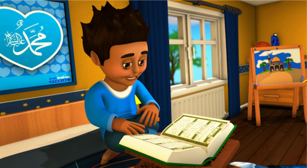 Help your child Learn to read the Quran