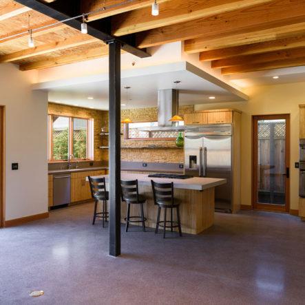 woodrow wide open kitchen