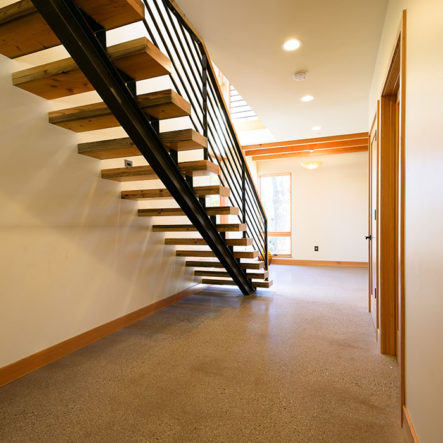 woodrow staircase design