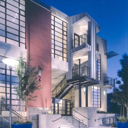 market house lofts stairway