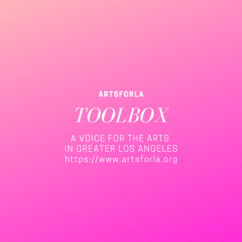 arts for la tool box