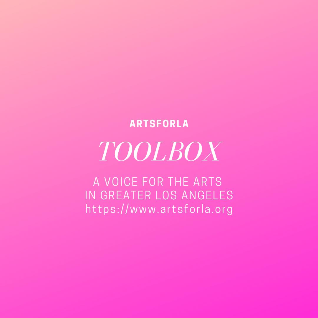 arts for la tool box