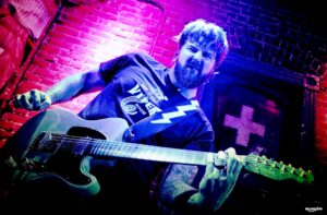 Jake Jovanovich - Guitarist for Death by Overkill