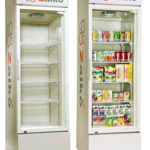 Commercial Display Cooler (Freezerless)