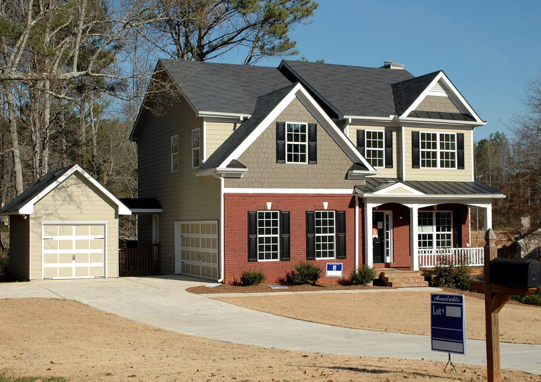 exterior house outside - home in charlotte, nc