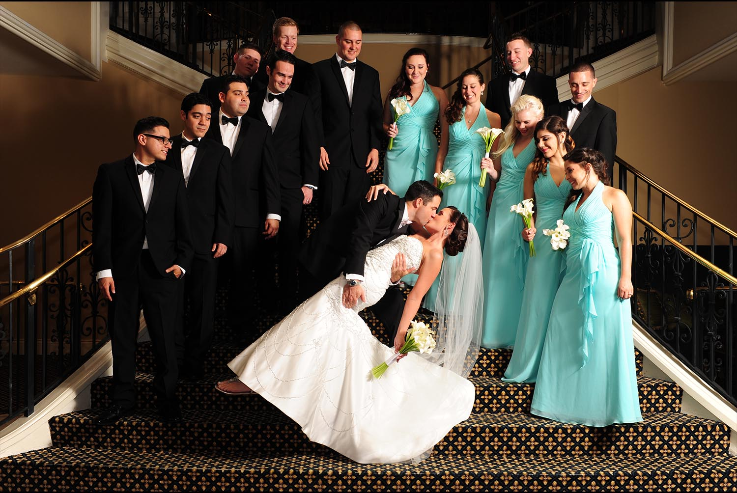frenchman's reserve bridal party
