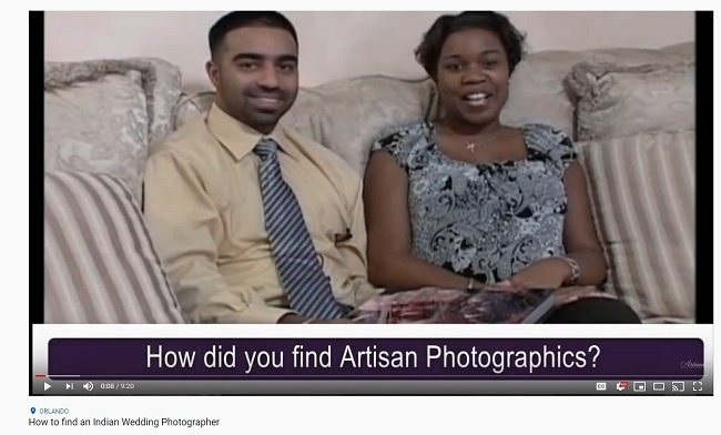 Finding a Indian Wedding Photographer