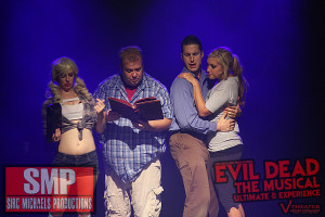 Copyright Evil Dead The Musical