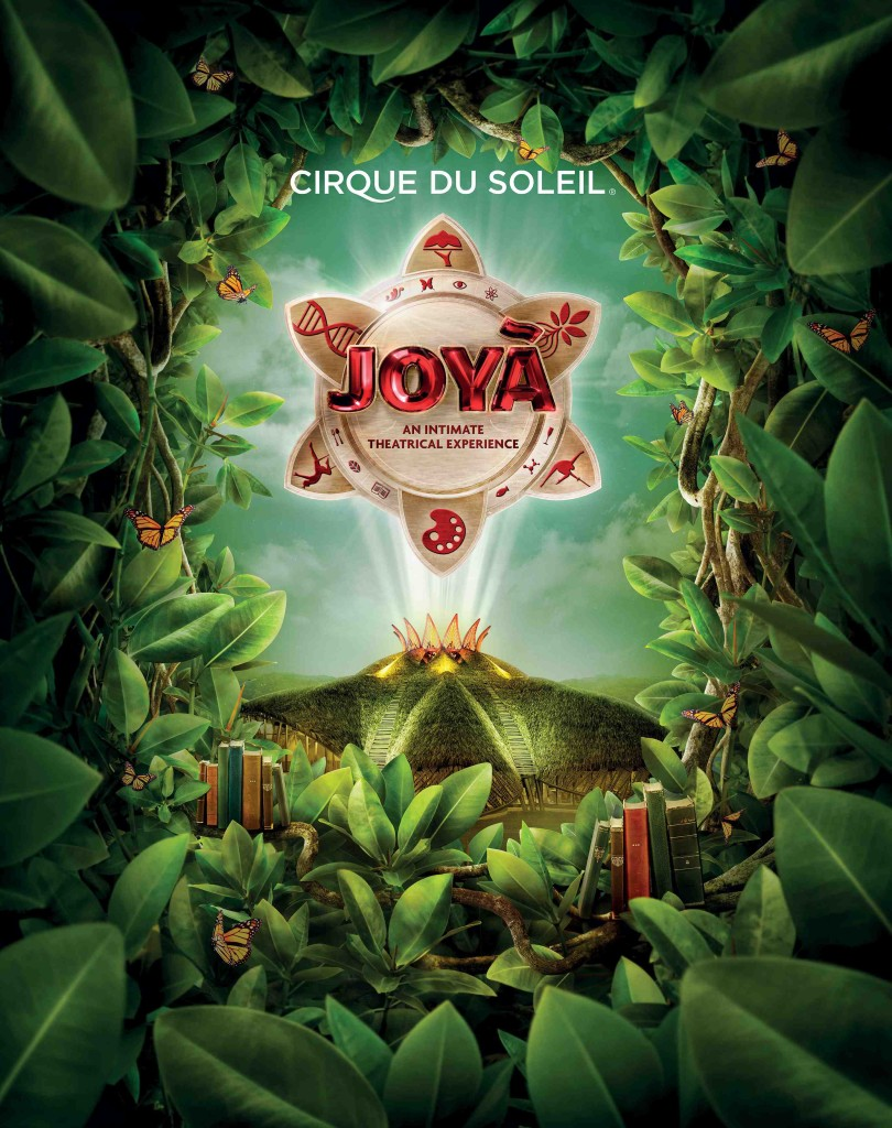 Copyright Cirque Du Soliel
