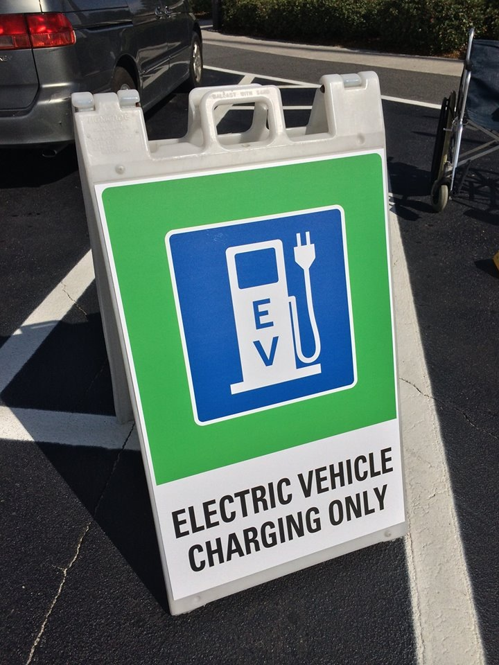 Epcot EV Charging Stations