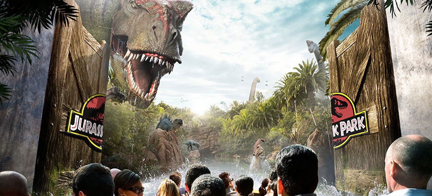 Could Universal Studios Hollywood Change Jurassic Park: The