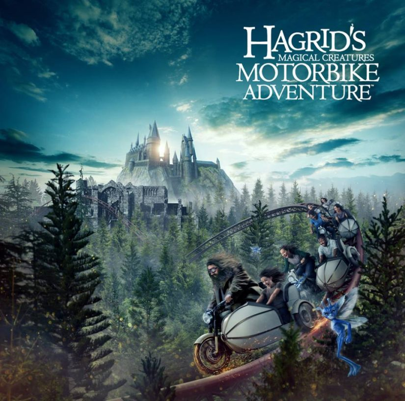 Is Universal Orlando's Hagrid's Magical Creature Adventure