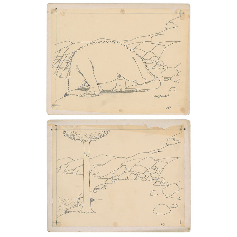 Extremely Rare Disney Animation Pieces Going to Auction Soon - Theme