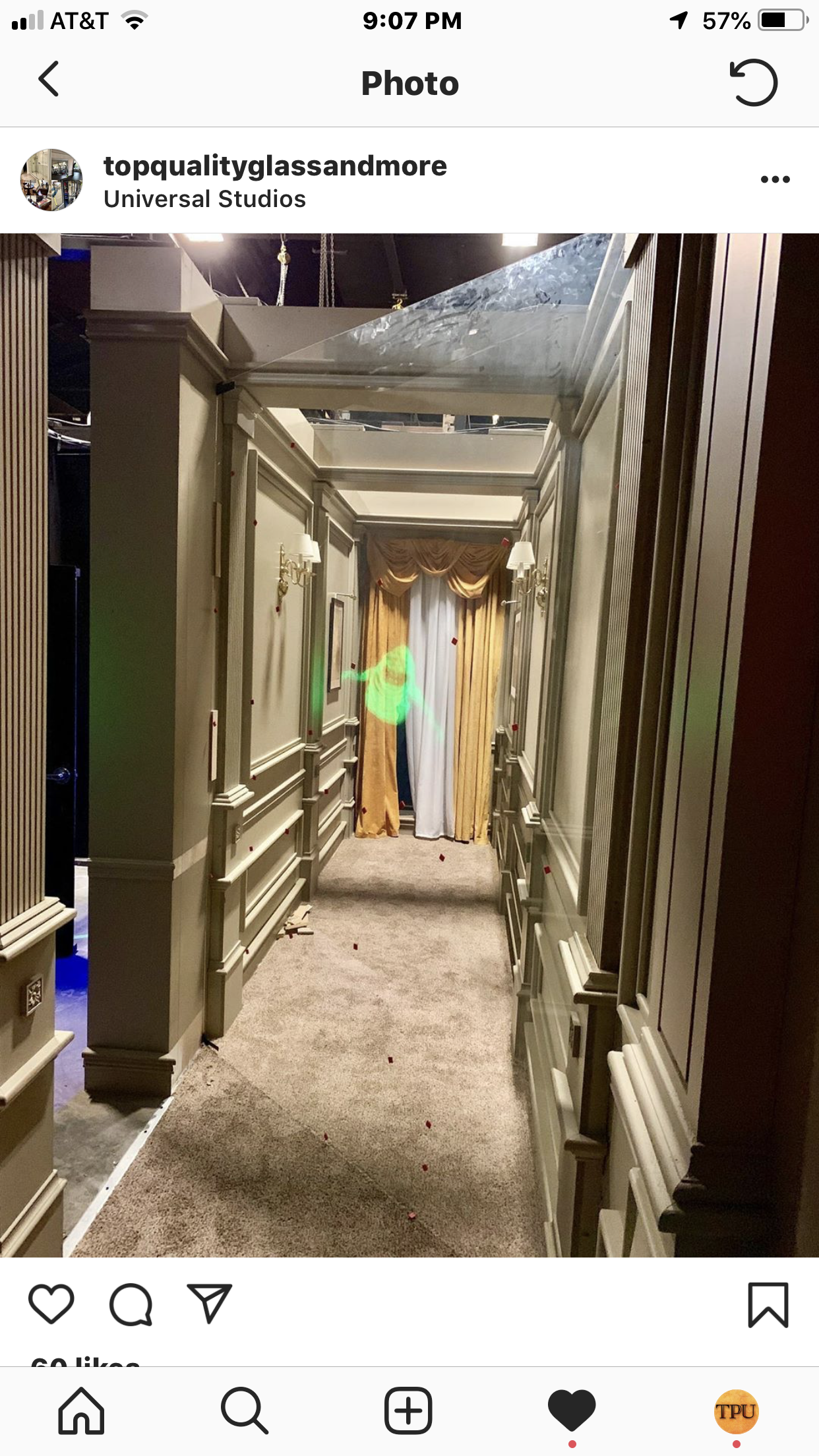 Universal Studios Halloween Horror Nights 2019 Theme.Photo Of Slimer From Ghostbusters Haunted House Leaks Ahead Of