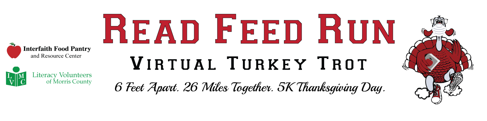 Morris County Turkey Trot Logo