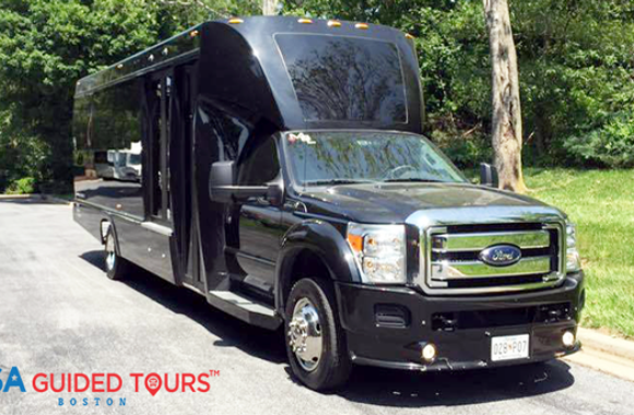 Our Fleet | USA Guided Tours Boston
