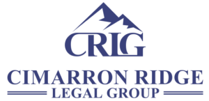 Cimarron Ridge Legal Group logo
