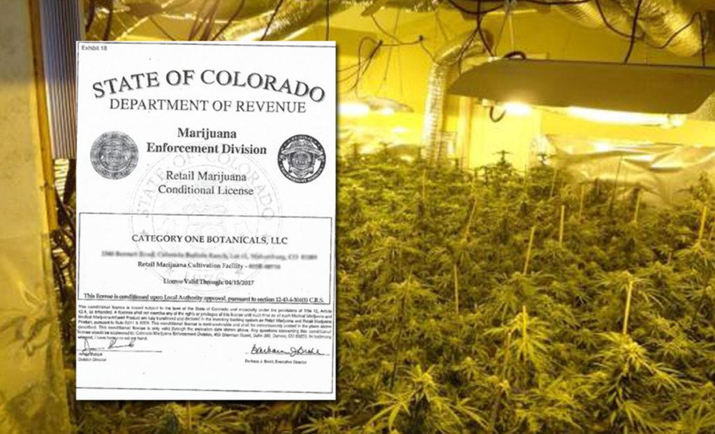 Colorado Marijuana laws and permits