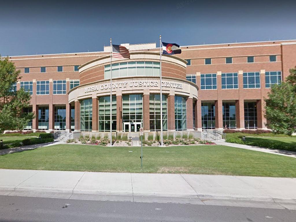 Mesa County Justice Center