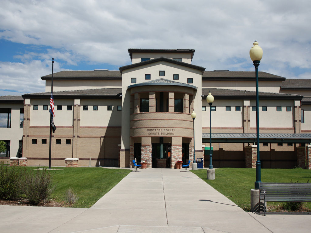 Montrose County Combined Courts