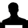 Male silhoutte image - testimonials V