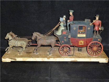 779. 19th Century English Coach.