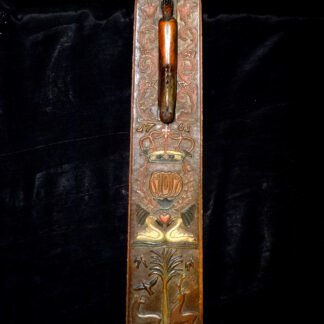 Danish mangle board
