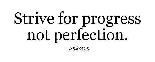 Perfection is the enemy of progress (and profitability) – #FahimFix Friday – #SocialMedia