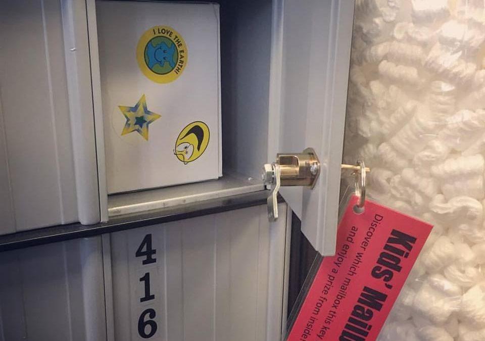 The Kids' Mailbox