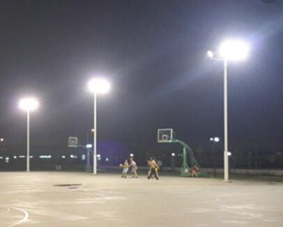 LED playground lighting