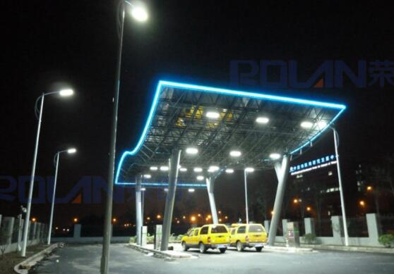 gas station canopy lights 270w