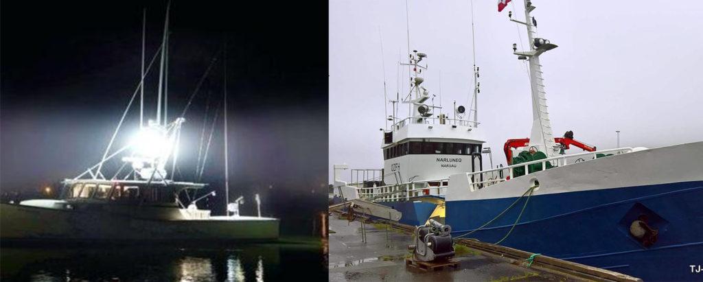 marine flood lights