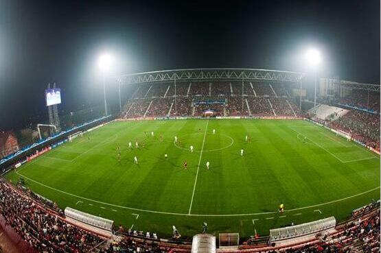outdoor stadium lighting
