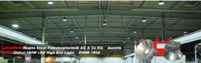 project of factory LED lighting
