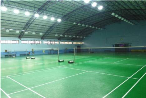 badminton court lighting design