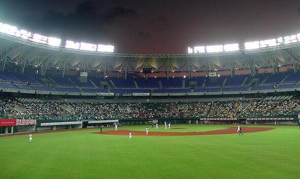 baseball field lighting