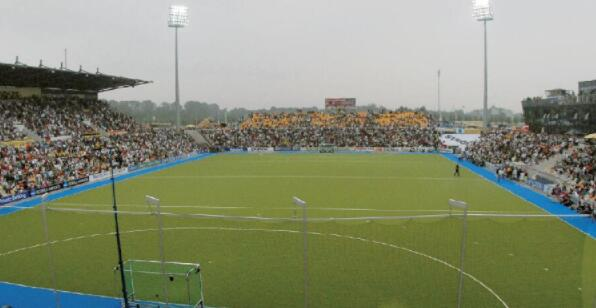 hockey pitch lighting