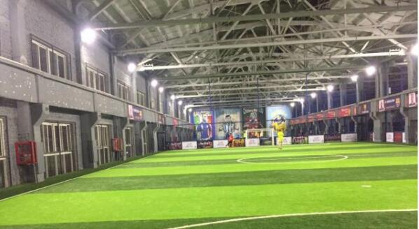 soccer field lighting