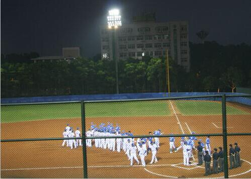 softball field lighting
