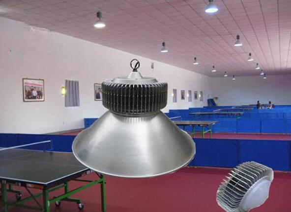 table tennis lighting