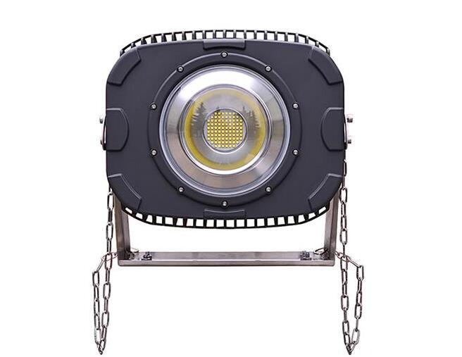 luminous efficiency of the LED