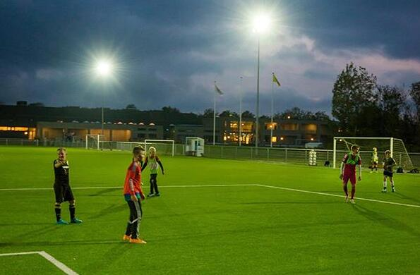 Illumination for football field lighting