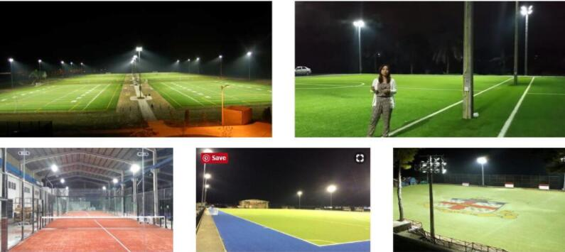 Indoor and Outdoor Flood Lights