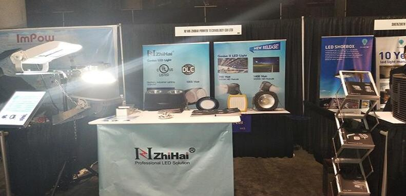 LED Lighting Fair in the United States